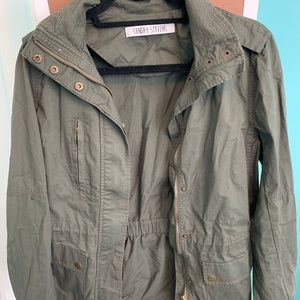 Sunday Stevens Army Jacket